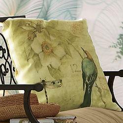 Indoor/Outdoor Naturescape Pillow