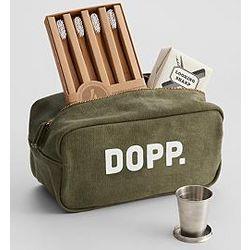 Men's Grooming Dopp Kit