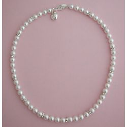 Sparkle and Pearl Pet Collar