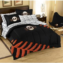 San Francisco Giants Twin and Full Comforter Set