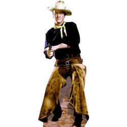John Wayne Pistol Standup