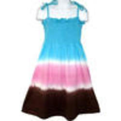 Multi-Color Smocked Sundress