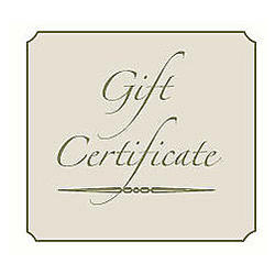 Seventh Avenue Gift Certificate