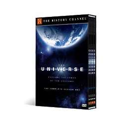 The Universe: The Complete Season 1 DVD Set