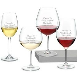 Riedel Vinum Tasting Glass Set