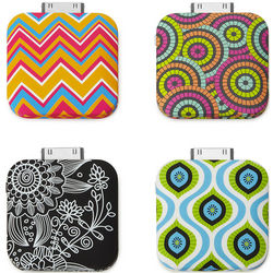 Patterns Portable iPhone Charger