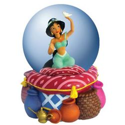 Jasmine from Aladin Waterglobe
