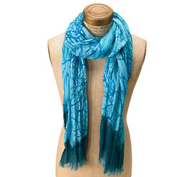 Women's Watercolor Scarf