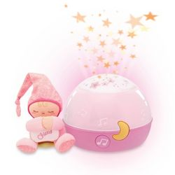 Goodnight Stars Pink Projector for Baby
