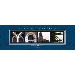 Yale University Architecture Personalized Art Print