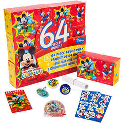 Mickey Mouse Complete 8-Pack Party Favor Kit