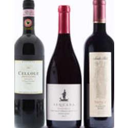 91+ Point Red Wine Trio