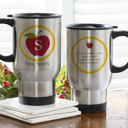 Teachers Inspire Personalized Travel Mug