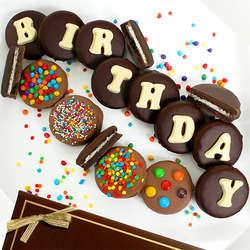Birthday Oreo Cookies