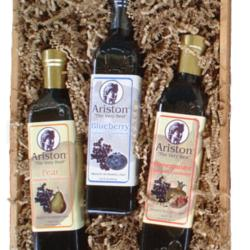 Ariston Balsamic Vinegar Gift Set