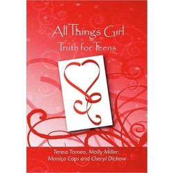 All Things Girl -Truth for Teens Book