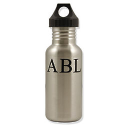 Personalized Stainless Steel Sports Bottle