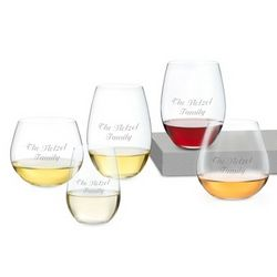 "Riedel ""O"" Key to Wine Glasses"