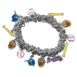Atlanta Braves Stretch Bracelet