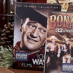 John Wayne Tribute DVD Collection