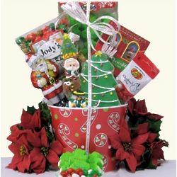 Children's Christmas Treats Gift Basket