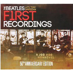 The Beatles with Tony Sheridan - First Recordings CDs