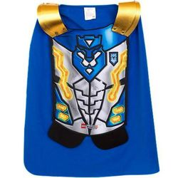 Nexo Knight's Dress-Up Armor with Cape