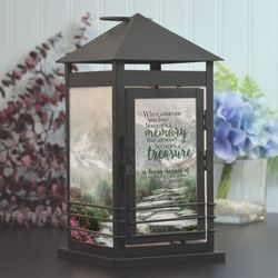 Your Memory is a Treasure Personalized Lantern
