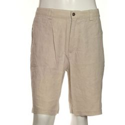 Men's Linen Beltloop Shorts