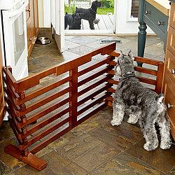 Gate-n-Crate Flexible Pet Gate