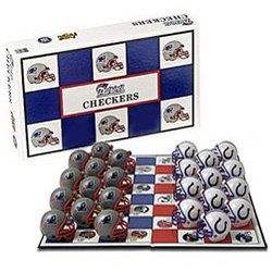 Patriots Vs. Colts Checkers