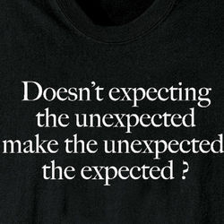 Expecting the Unexpected Sweatshirt
