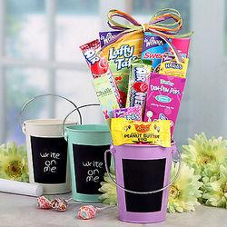 Spring Sampler Gift Bucket