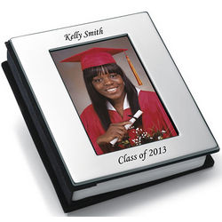Personalized Stainless Steel Photo Album