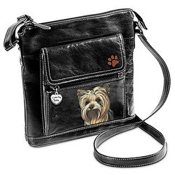 I Love My Dog Crossbody Bag