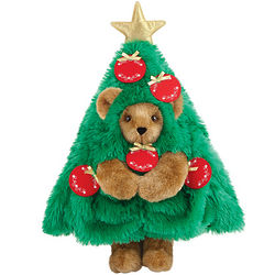 Teddy Beary Christmas Tree