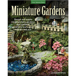 Miniature Gardens Design Book