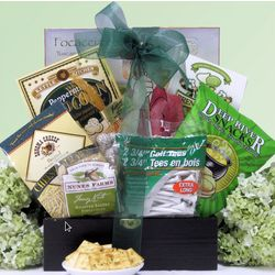 Just Fore You! Golf Gift Basket