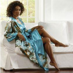Island Pleasures Robe/Gown