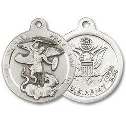 St. Michael US Army Medal