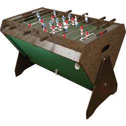3-in-1 Foosball, Pool, Air Hockey Game Table