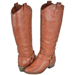 Women's Rusty Riding Boots