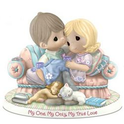Precious Moments My True Love Figurine