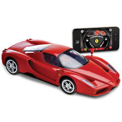 iPhone Remote Controlled Enzo Ferrari