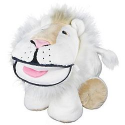 Personalized Champ the Lion Stuffie