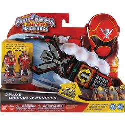 Power Rangers Super Megaforce Deluxe Morpher