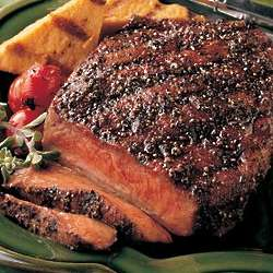 Four Ribeye Steaks