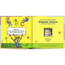 A-B-C What I Can Be! Custom Book