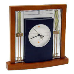 Bulova Frank Lloyd Wright Willits Clock