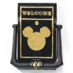 Mickey Mouse Door Knocker